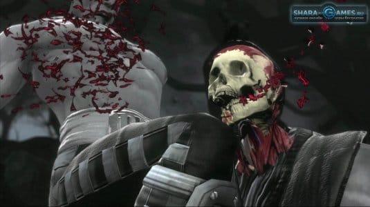 X-Ray в Mortal Kombat X