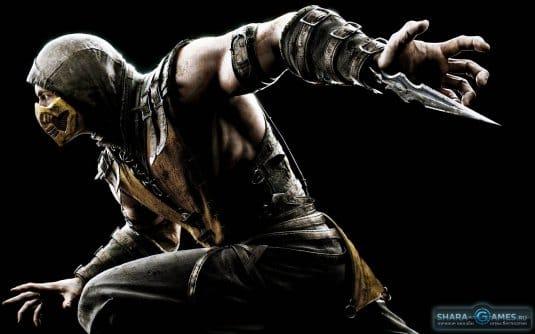 Scorpion в Mortal Kombat X