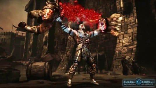 Brutality в Mortal Kombat X