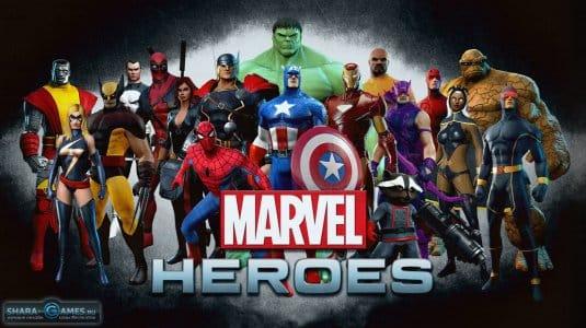 Скачать Marvel Heroes 2015