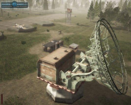 Одна из локаций в игре