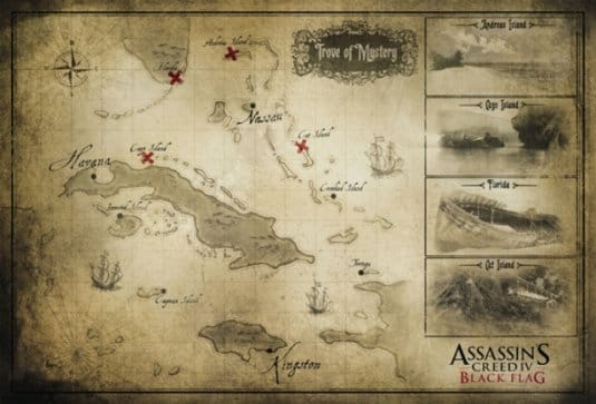 ����� �������� Assassin s Creed 4: Black Flag