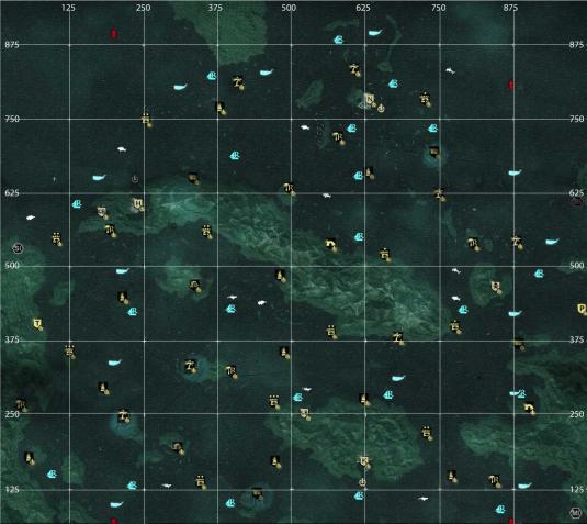Карта чертежей