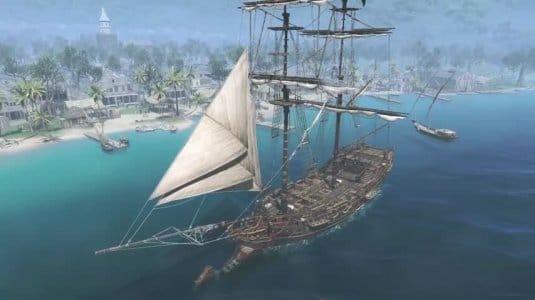 Как победить легендарный корабль Assassin s Creed 4: Black Flag