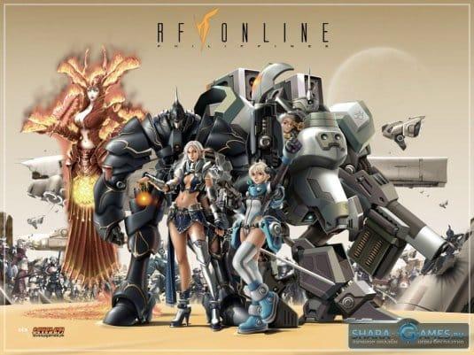 Расы RF Online