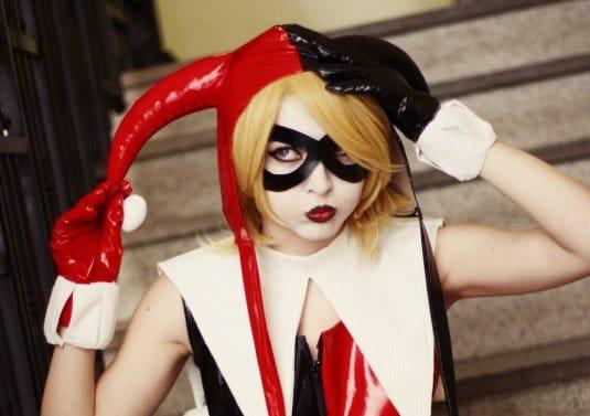 Harley Jee � ������� �� Harley Quinn �5