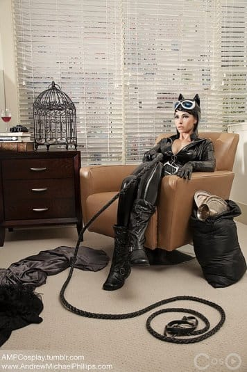 Косплей Женщина-Кошка от Марджи Кокс 7