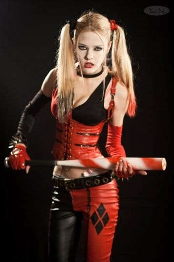 ����� �������� � ������� �� Harley Quinn �2