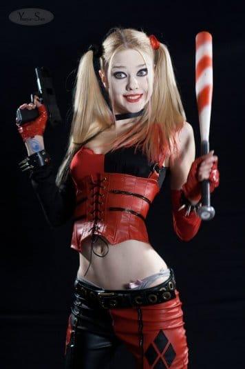����� �������� � ������� �� Harley Quinn �1
