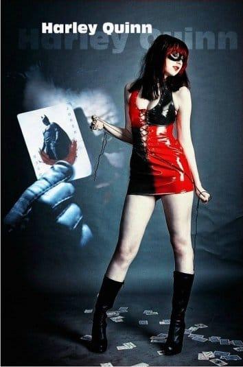 �������� ��������� � ������� �� Harley Quinn