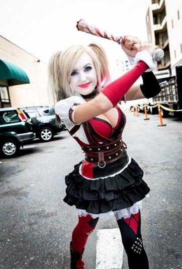 �������� ����� � ������� �� Harley Quinn �7