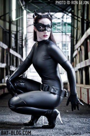 Косплей Женщина-Кошка от Кимберли Мур 2