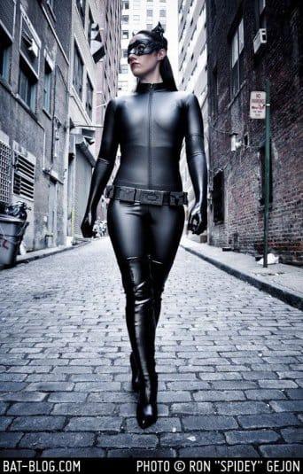 Косплей Женщина-Кошка от Кимберли Мур 1