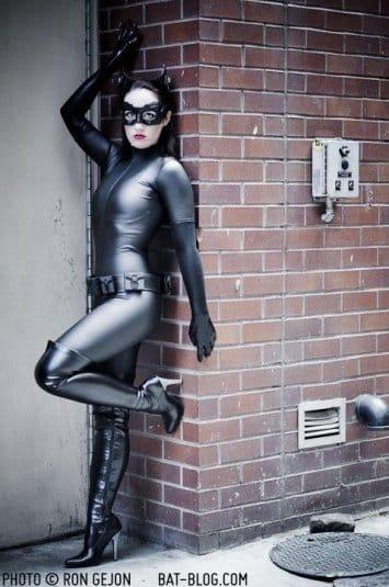 Косплей Женщина-Кошка от Кимберли Мур 3