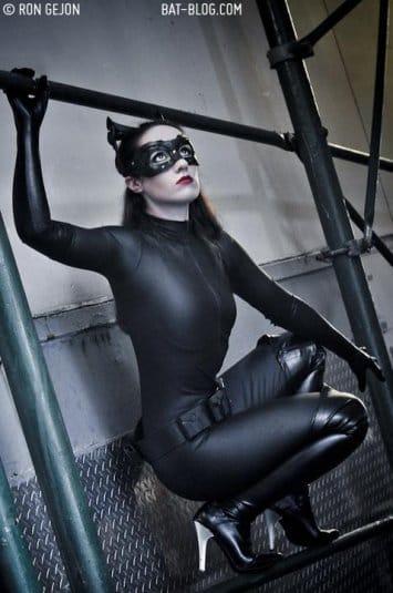 Косплей Женщина-Кошка от Кимберли Мур 4