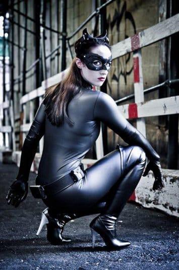 Косплей Женщина-Кошка от Кимберли Мур 5