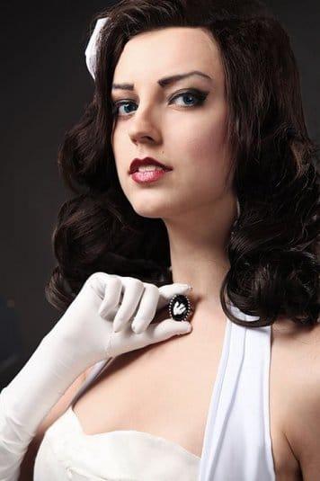 Анна Молева — косплей на BioShock Infinite.Похороненные в море №3