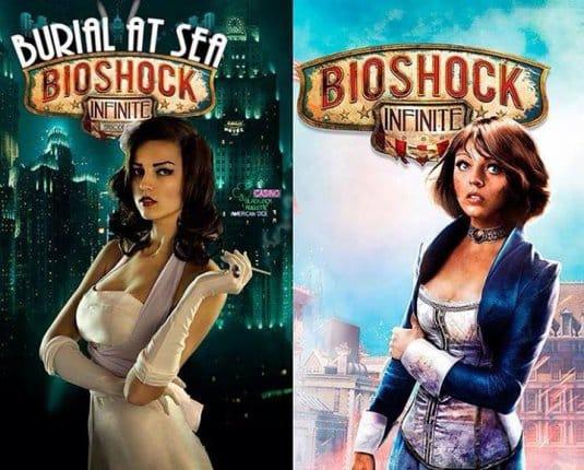 Анна Молева — косплей на BioShock Infinite.Похороненные в море №2