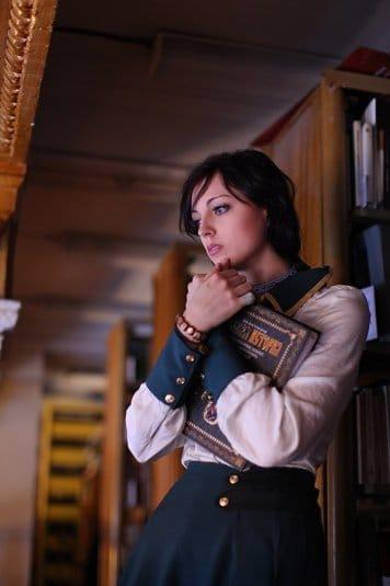 Анна Молева — косплей на Bioshock Infinite №3