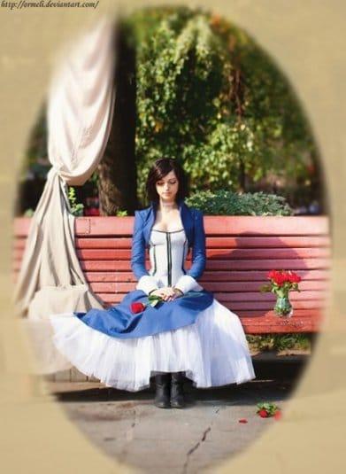 Анна Молева — косплей на Bioshock Infinite №2