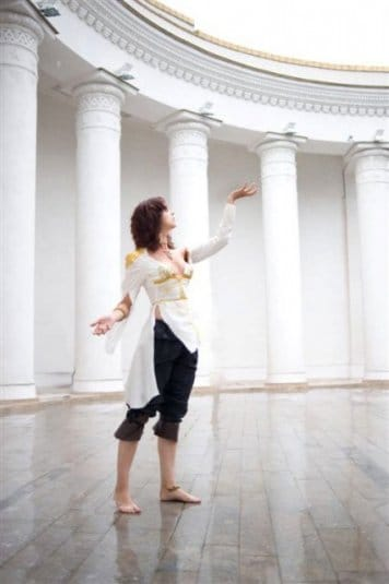 Анна Молева — косплей на Элику №6