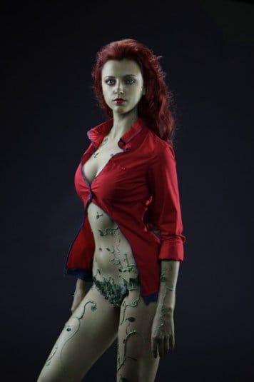 Анна Молева — косплей на Ядовитый Плющ №3