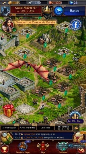 Строительство крепости
