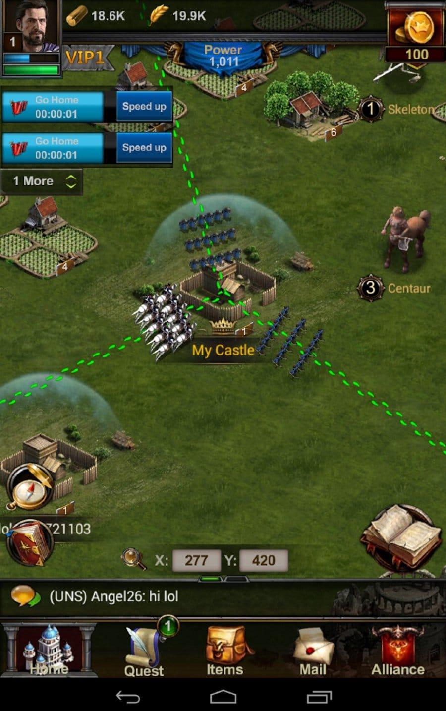 Clash of Kings - картинки, скриншоты