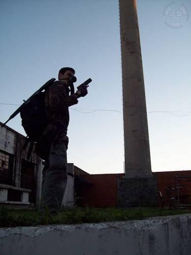Косплей по-уругвайски на S.T.A.L.K.E.R. №5