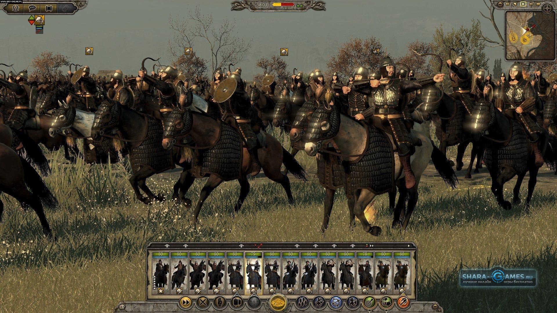 лучшая армия аттила тотал вар селедкой маринованным луком