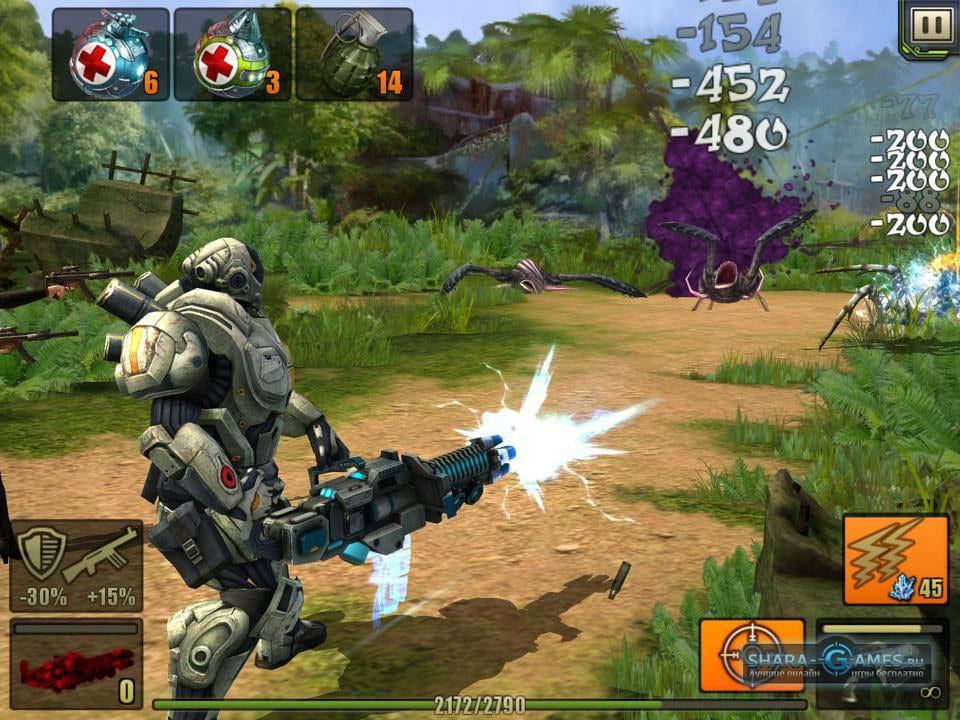 My. Com выпускает новую мобильную игру «эволюция: битва за утопию.