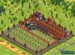 Запасы камня и поля вокруг империи
