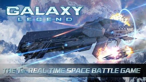 Скачать Galaxy Legend на iOS