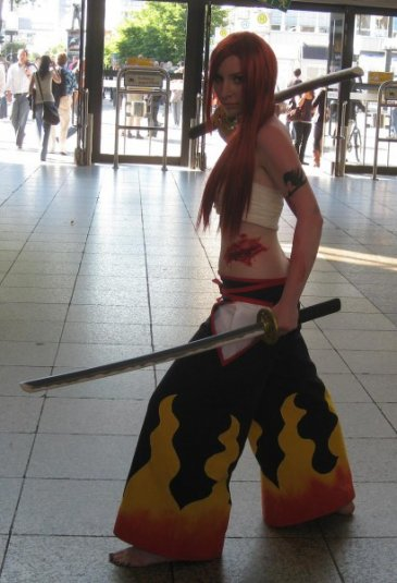 Fairy Tail cosplay #13