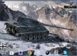 Живые обои World of Tanks для Android