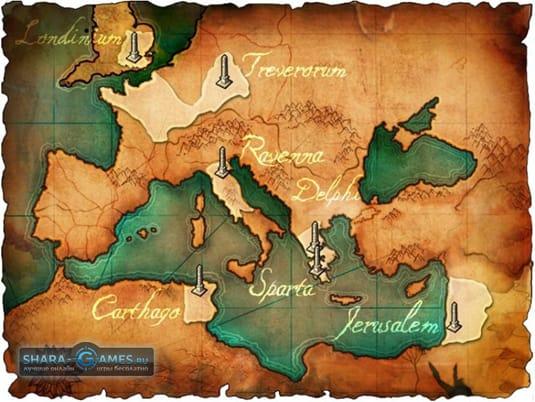 Новая карта
