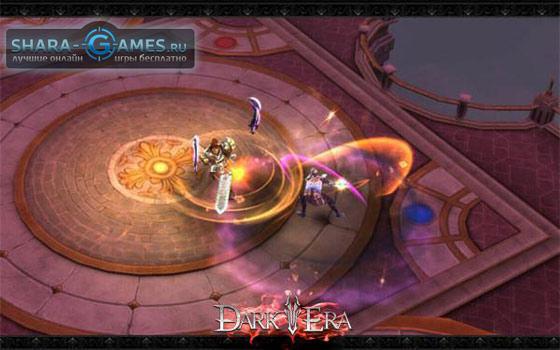 Dark Era. Кросс-серверные битвы