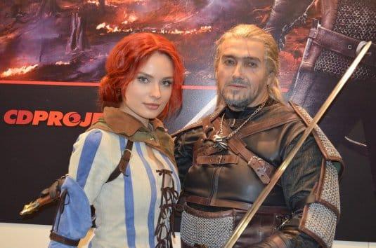 Косплеи с Игромира 2013-2014 #3