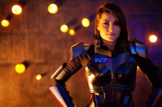 Jenna Lyon San Diego Comic Con 2012