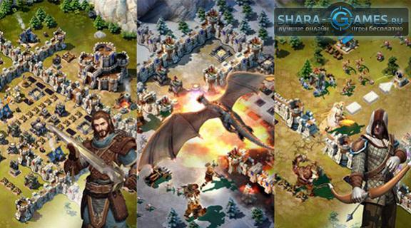 Типы войск в Siegefall
