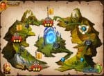 Карта Темного леса