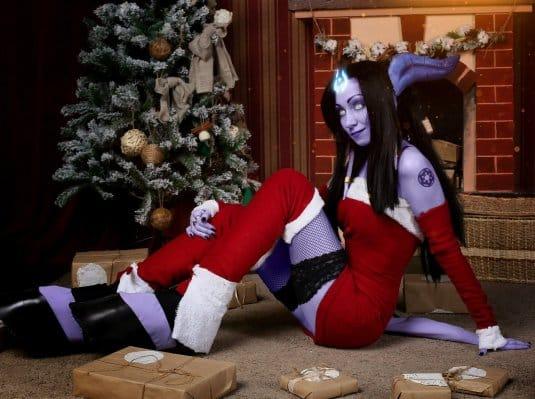 World of Warcraft на Новый год