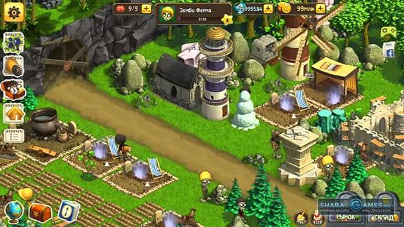 Зомби-рабочие на вашей ферме