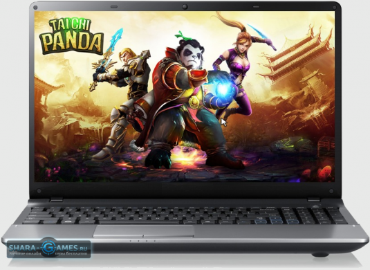 Скачать тайцзи панда на компьютер