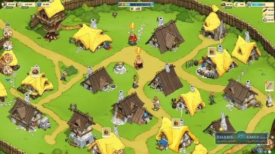 Галльская деревня
