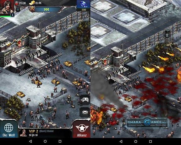 Атака города