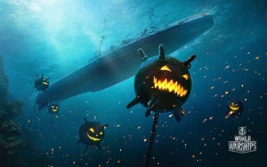 Хеллоуин #4