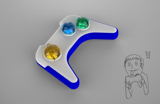 Вот так выглядит контроллер