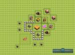 Схема строительства базы TX1 и TX2. Вариант 10