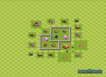 Схема строения базы для удачного фарма. Вариант 6